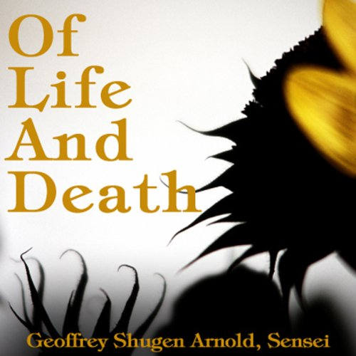 Of Life and Death audiobook cover art