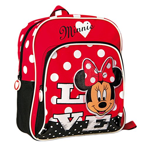 Minnie 2100000057 Mochila  27 cm  Color Azul