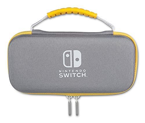 PowerA - Kit de estuche protector Amarillo (Nintendo Switch Lite)