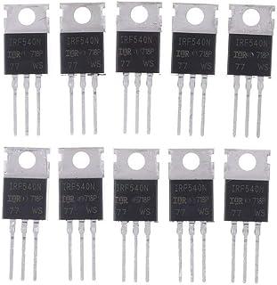 Sharplace Module Dinterrupteur /à Quatre Canaux Mosfet 4 Bouton Ditin/éraire Irf540 V2.0 pour Arduino DIY