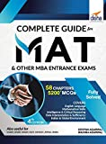 Complete Guide for MAT and other MBA Entrance Exams 4th Edition