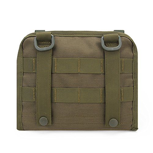 Oarea Molle 1000D emergencia bolsa médica paquete para militares al aire libre caza senderismo paintball accesorios bolsillo EMT EDC bolsa kit de primeros auxilios