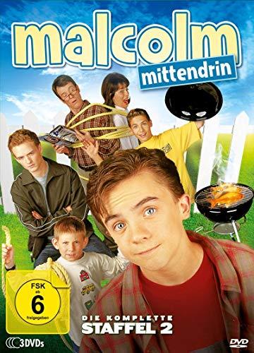Malcolm mittendrin - Staffel 2 (3 DVDs)