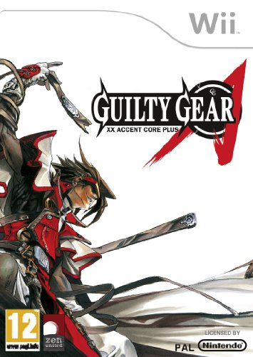 Guilty Gear XX Accent Core Plus (Nintendo Wii) [importación inglesa]