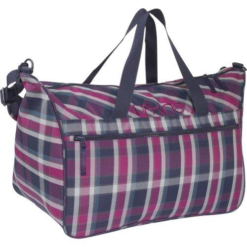 Dakine Duffle Smal Girls Travel Bag - 48x36x20 cm, Vivienne Plaid