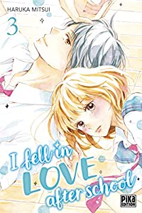 I fell in love after school Edition simple Tome 3