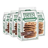 Tate's Bake Shop Thin & Crispy Cookies, Gluten Free Chocolate Chip, 7 Ounce, 4 Count