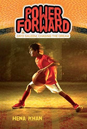 Product Image of the Power Forward (1) (Zayd Saleem, Chasing the Dream)