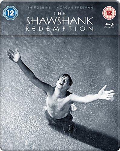 Shawshank Redemption (Ltd Steelbook) [Edizione: Regno Unito] [Blu-ray]