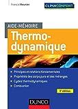 Aide-mémoire de Thermodynamique - 3e édition