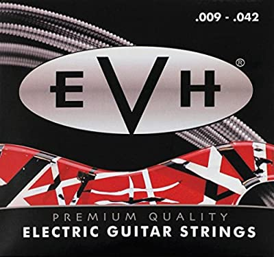 EVH Premium Electric Guitar Strings, .009 - .042