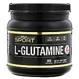 California Gold Nutrition L-グルタミンパウダー AjiPure アジピュア グルテンフリー 454g 16オンス