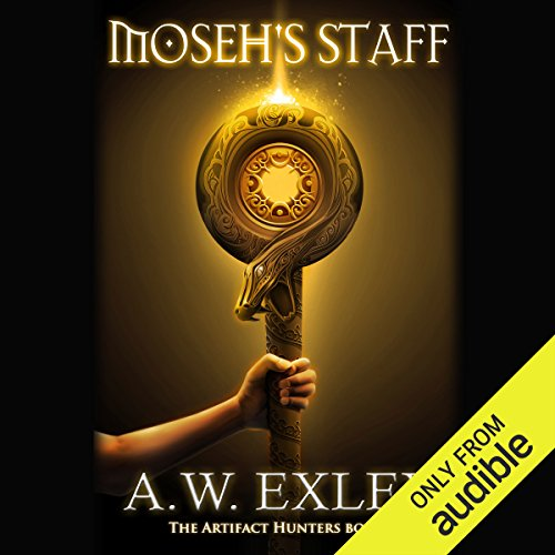 Moseh's Staff audiobook cover art