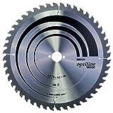 Bosch Professional Kreissägeblatt Optiline Wood (für Holz, 315 x 30 x 3,2 mm, 48 Zähne, Zubehör Kreissäge)
