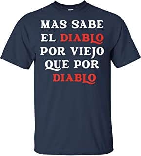 LeetGroupAU Camisa Graciosa Latinos Hispanics Funny T-Shirt