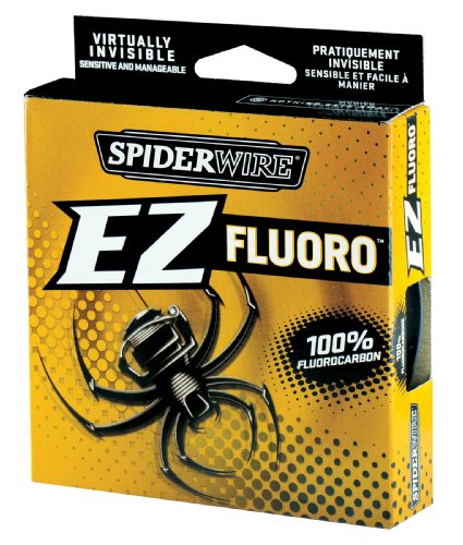 SpiderWire EZ Fluoro , Clear, 2lb – 200yd