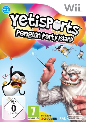 Yetisports - Penguin Party Island [import allemand]
