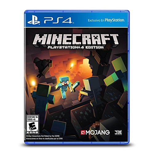 Minecraft – PlayStation 4 Standard Edition