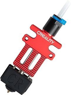 Ronyme Kit Extrusora para Impressora 3D Kit Extrusor Hotend Montado com Bocal de 0,4mm para CR-6 SE/CR-5 Pro Acessórios pa...
