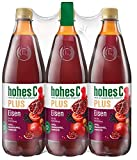 hohes C Plus Eisen - 100 % Saft, 6er Pack (6 x 1 l) -