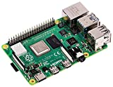 sb components Raspberry Pi 4 Model B 2GB 2019 model ARM-Cortex-A72 4x 1,50GHz, WLAN-ac, Bluetooth 5, LAN, 4x USB, 2x Micro-HDMI Type C