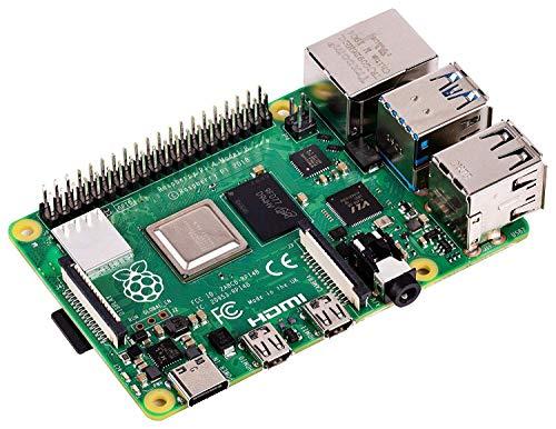sb Components Raspberry Pi 4 Modell B 2GB 2019 Modell ARM Cortex A72 4x 150GHz WLAN ac Bluetooth 5 LAN 4x USB 2x Micro HDMI Typ C