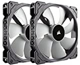 Corsair ML140(2-Pack) PCケースファン FN1045 CO-9050044-WW