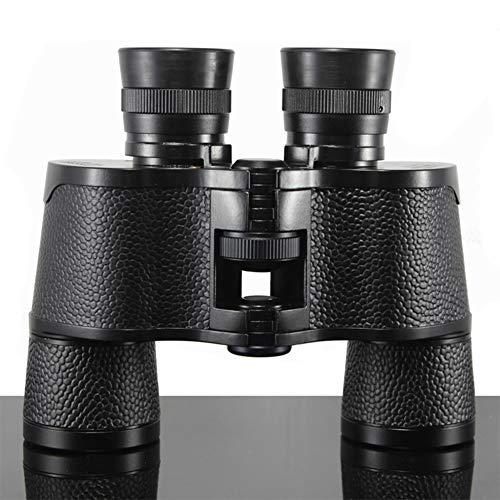 KP&CC Jumelles Haute Puissance Télescope Full Metal HD Imperméable Et Anti-Buée Léger Et Portable Convient Aux Adultes (12X50)