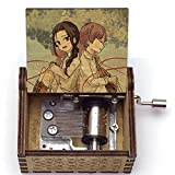 The Promised Music Box Neverland Isabella Wooden Color Printing (Isabella2)