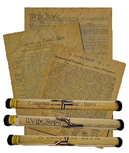 USA Founding Documents Bundle