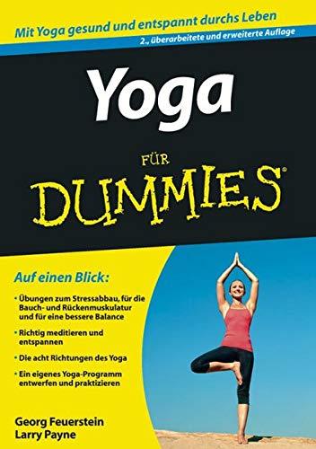 Feuerstein, Georg:<br />Yoga für Dummies.