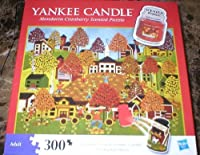 Yankee Candle 300 Piece Scented Puzzle - Mandarin Cranberry [並行輸入品]