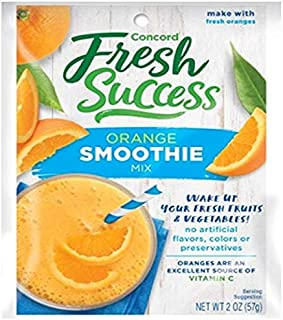 Concord Farms Orange Smoothie Mix, 2-Ounce Packages (VALUE of 18 Pouches)
