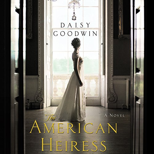 The American Heiress audiobook cover art