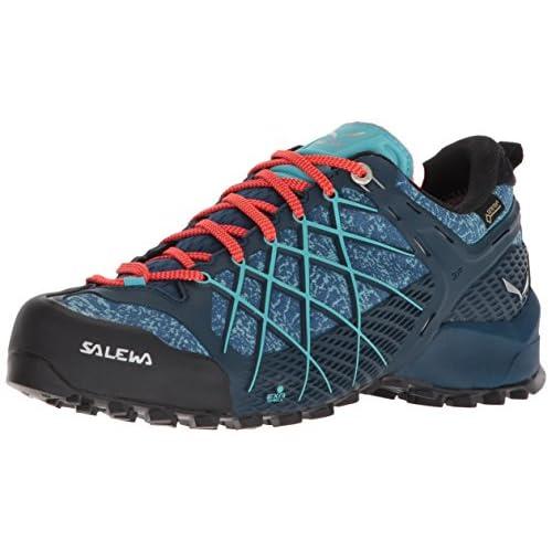 Salewa WS WILDFIRE GTX Scarpe da escursionismo Donna, Blu (Poseidon / Capri 8964), 36.5 EU (4 UK)
