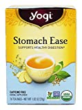 YOGI TEAS/Golden Temple Tea CO Stomach Ease Tea 16 Bag