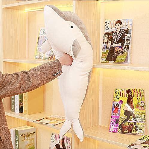 mejor reputación Ycmjh Linda Felpa delfín Almohada Llena de de de Animales de Peluche de Juguete delfín Regalo de cumpleaños niña Niño 70 cm  Envío y cambio gratis.
