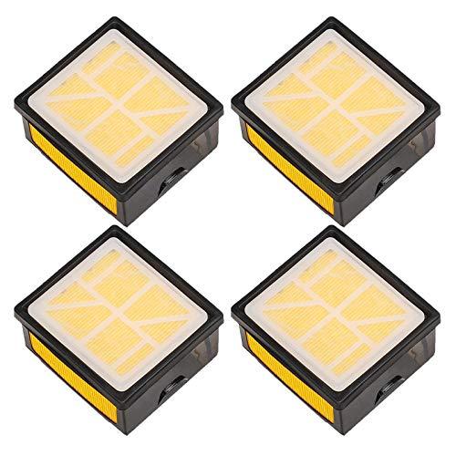 Carkio Kit combinado de filtro de aire compatible con Husq-varna sierra de corte de hormigón K760 K 760 5254706-01 5743623-01 525470601 574362301 (paquete de 4)