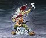 One Piece Edward Newgate Chou Gekisen Extra Battle Figuarts Zero Figure Subito Disponible.