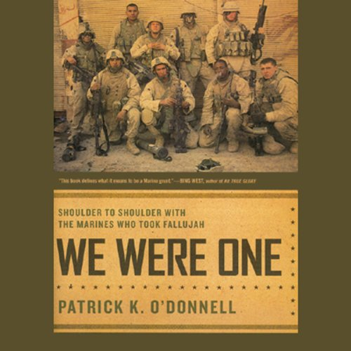 We Were One audiobook cover art