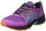 Asics Gel-Venture 8, Trail Running Shoe Mujer, Digital Grape/Baltic Jewel, 38 EU