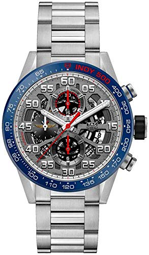 Tag Heuer Carrera Calibre Heuer 01 Limited Edition Indy 500 Men's Watch CAR201G.BA0766