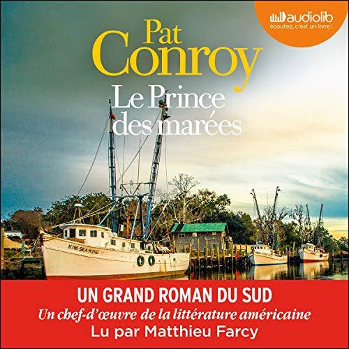 Le Prince des marées audiobook cover art