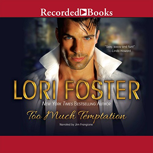 Too Much Temptation audiobook cover art