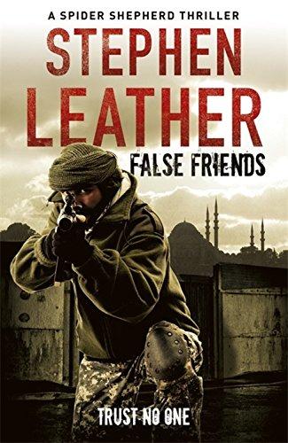 False Friends (A Dan Shepherd Mystery)