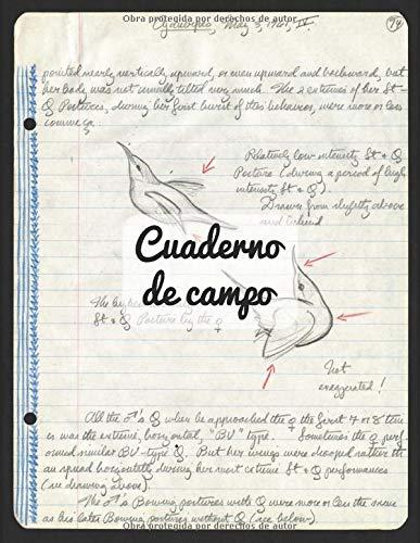 Cuaderno De Campo: Libreta De Campo