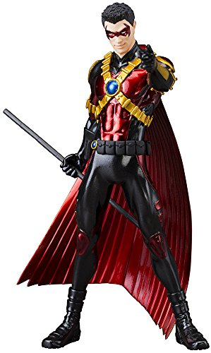 Kotobukiya- The New 52 Red Robin Figurine, 4934054902231, 18 cm