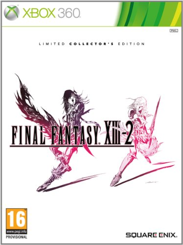 Final Fantasy XIII-2 13-2 Limited Collectors Edition Game XBOX 360 [UK-Import]