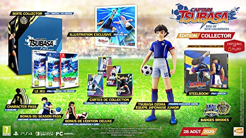 Captain Tsubasa: Rise Of New Champions - Collector Edition