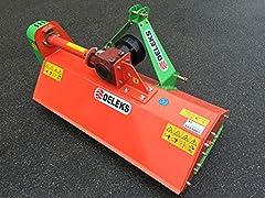 Flail mulcher för traktorer från 20 till 40 hk+ ledad axel ingår - LINCE-130